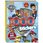1000 stickers. Paw Patrol. Con adesivi