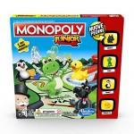 Hasbro Gaming Monopoly Junior, Versione 2019, A6984IT0