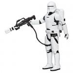 Hasbro Star Wars Star Wars - Il risveglio della Forza, Personaggio Stormtrooper con Lanciafiamme, 30,5 cm
