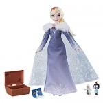Hasbro Elsa Bambola con Scrigno del Tesoro | Disney Frozen C3383