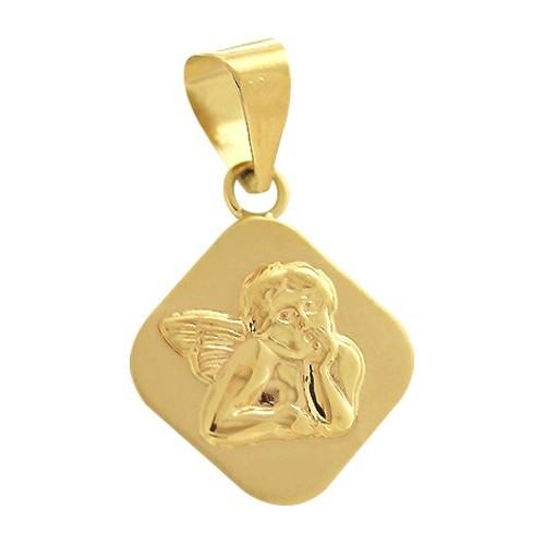 Hobra-oro ciondolo viennagold oro 585 - oro ciondolo per battesimo Od vieni Union 14Kt