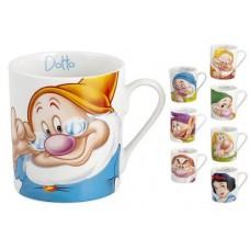 Tazzone Mug Disney Biancaneve 7 Nani, Modelli Assortiti, 1 pezzo