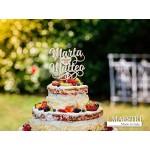 Cake topper personalizzato - I MAESTRI