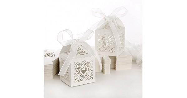 Bomboniere Di Carta Battesimo : Pz carta di bomboniera per confetti caramelle battesimo