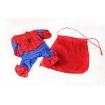 Inception Pro Infinite Costume da Spiderman Uomo Ragno - Cane ( XS )