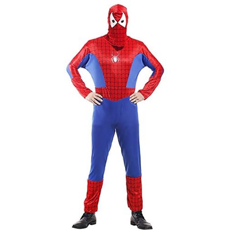 acquista lusso aspetto elegante ufficiale Inception Pro Infinite Taglia Unica - Costume - Travestimento - Carnevale -  Halloween - Spiderman - Super Eroe - Uomo Ragno - Colore Rosso - Adulti...
