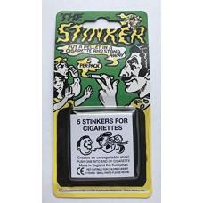 5 puzzolenti spezzoni di sigarette - Ripieno esplosiva per il fumo - Stinkers