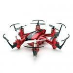 JJRC H20 2.4G 4CH 6-Axis Giroscopio Nano Hexacopter RTF Quadcopter Drone (Rosso)