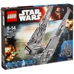 LEGO - Star Wars 75104 Kylo Ren'S Command Shuttle