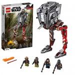 LEGO- Star Wars Episode IX Raider AT-ST Giocattolo per Ragazzi +8 Anni e per Collezionisti, Multicolore, 75254