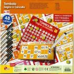 Lisciani Giochi 56996 - Ludoteca Tombola Segna E Cancella, Multicolore, 6 anni+