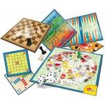 Lisciani Giochi Ludoteca Giochi Riuniti 57023 Più di 60, 6 anni +