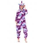 Pigiama o Costume di Carnevale Halloween Pigiama Cosplay Party OnePiece Intero Animali Regalo di Compleanno per Adulti Adolescenziale Ragazzi (S(14...