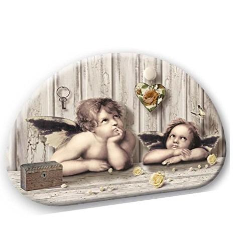 Bomboniera 'quadretto' collezione cupido memory 'CUPIDS BROWN' per le tue cerimonie importanti dimensione 8x12 cm