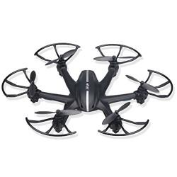 MJX X800 2.4G 6 AXIS 3D Rolls senza testa Hexacopter modalitš€(Nero)
