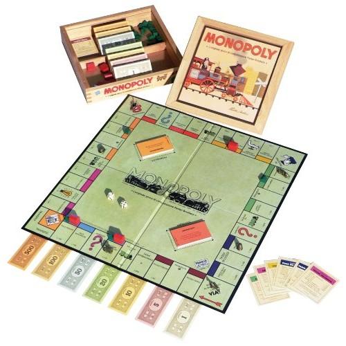 Hasbro Monopoly Nostalgia Gioco Da Tavolo Scatola In