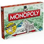 Hasbro - Monopoly Rettangolare Gioco da Tavolo [Versione Italiana]