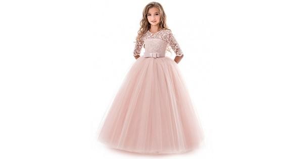 Vestiti Cerimonia Ragazza 13 Anni.Nnjxd Vestito Cerimonia Nuziale Principessa Vestito Promenade
