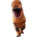 Ohlees T-Rex Costume dinosauro gonfiabile Costume Costumi di Halloween per Adulti TRex festa Costumi alto 220cm/7.2ft ...