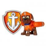 Nickelodeon, Paw Patrol - Zuma con distintivo