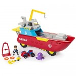"Paw Patrol 15.336.128,8 cm ""Sea Patroller Playset"