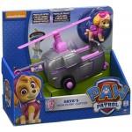 Paw Patrol 6027645 - Skye e il suo Veicolo