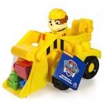 Paw Patrol - Bulldozer di Rubble