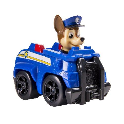 Paw Patrol - La Squadra dei Cuccioli - Racers - Chase - Mini Veicolo