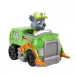 Paw Patrol - La Squadra dei Cuccioli - Racers - Rocky - Mini Veicolo