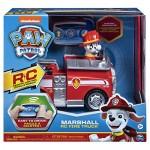 Paw Patrol- Marshall RC Fire Truck Camion Radiocomando, dai 3 Anni, Multicolore, 6054195