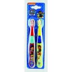 Paw Patrol spazzolino–Confezione da 2