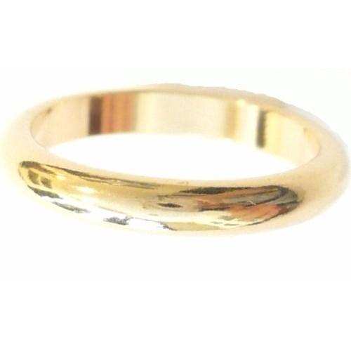Anello Oro 18Kt Fede Nuziale - Matrimoniale Modello Francesina