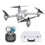 Drone GPS Con Motore Brushless Potensic Drone D80 WIFI Con Telecamera 2K Full HD Dual GPS Funzione di RTH, Altitudine Attesa, Allarme di Bassa Pres...