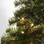Prextex Albero di Natale Abete Artificiale 182 cm Premium con Cardini Leggero/Facile da Assemblare con Supporto per Albero di Natale