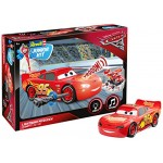 Revell McQueen Cars 3 Lightning MC Queen Junior Kit Luci/Suoni RC, Colore Rosso, RV00860