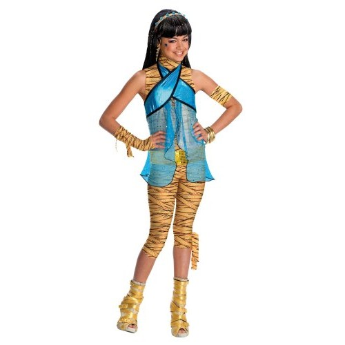 Rubies 3 884790 - Costume da Cleopatra, Taglia L