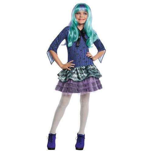 Rubies 3 886704 - Costume da Twyla 13 Wishes - Monster High, Taglia L