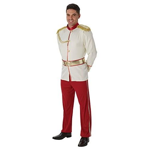 Rubie's Costume da uomo ufficiale principe Disney, adulto - standard