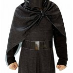 Rubie's IT620262-11/12 - Kylo Ren Deluxe Teen Costume, Taglia 11/12 Anni