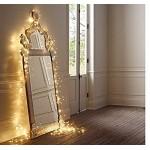 Salcar LED colorati corda leggera a 10 metri / 33 piedi 100 diodi all'interno filo di rame Micro per le feste di Natale per la decorazione di feste...