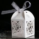 50 Scatole Portaconfetti per Feste Matrimonio Regalo Scatole