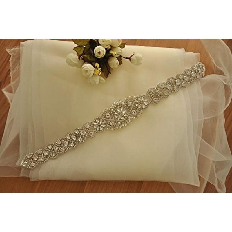 selezione premium 6ecb0 d96f8 Matrimonio Sash Avorio. Wedding, Fascia, Fascia, Cintura, abiti da sposa,  con cintura, fascia con perline, strass fascia, fascia, strass applique R...