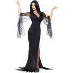 Smiffy's 43726M - Immortale Costume Nero con Il Dress, M