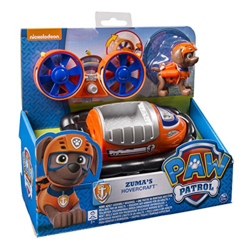 Paw Patrol 6040071 Zuma Sea Patrol Vehicle