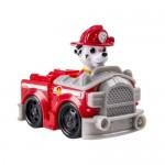 Paw Patrol - La Squadra dei Cuccioli - Racers - Marshall - Mini Veicolo