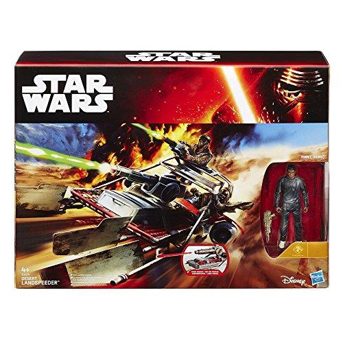 Finn Jakku Deserto Landspeeder - Star Wars Giocattolo Playset - Force Awakens Action Figure Veicolo