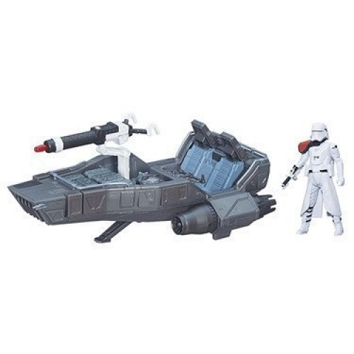 Primo Order Snowspeeder Snowtrooper - Star Wars Force Awakens Veicolo Action Figure Giocattolo Playset