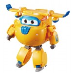 Super Wings EU710270 Transforming Super Wings,  Donnie, Yellow, 12 cm, YW710220