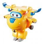 SUPER WINGS Super Wings-EU710020-Transform-a-Bots EU710020-Transform-a-Bots Donnie, Colore Yellow, YW710020