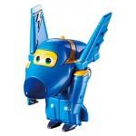 SUPER WINGS Super Wings-EU710030-Transform-a-Bots EU710030-Transform-a-Bots Jerome, Colore Blue, YW710030